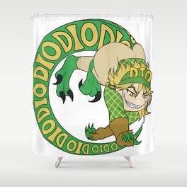Diego Gren Shower Curtain