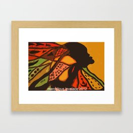 2012 The Rise of Metamorphosis Framed Art Print