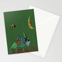 Veiled Chameleon Stationery Cards