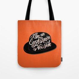 Englishman Tote Bag