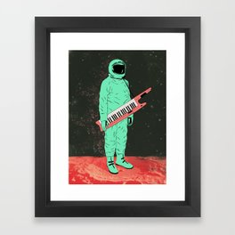 Space Jam Framed Art Print
