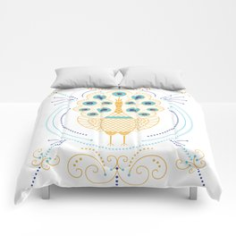 Pavo Comforters