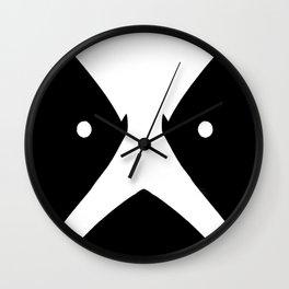 Hubbath corpse paint Wall Clock