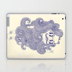 F*ck the barbers Laptop & iPad Skin