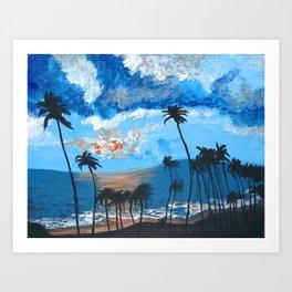 Goa Art Print