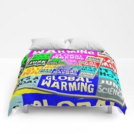 Global Warming Hoax Comforters