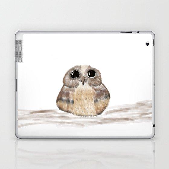 Sweet owl Laptop & iPad Skin