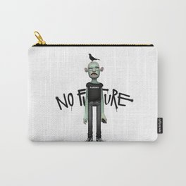 No Future Carry-All Pouch