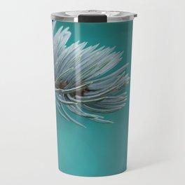 Blue spruce 3 Travel Mug