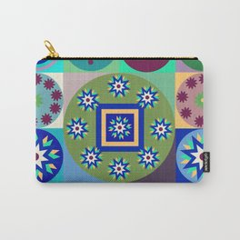 Patchwork129 Carry-All Pouch