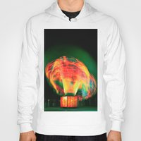 the lights Hoodies featuring Lights by Teodora Roşca