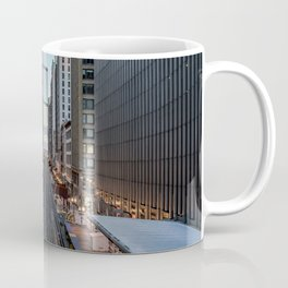 It's Quiet in the Morning Coffee Mug