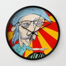 Hells Yea Boii Wall Clock