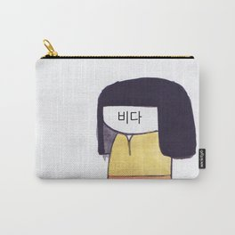 Hanbok Carry-All Pouch