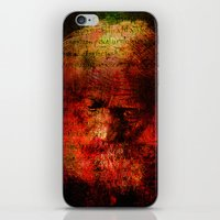 marc jacobs iPhone & iPod Skins featuring Marc Aurèle's murder by Joe Ganech