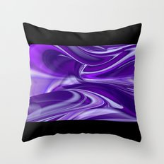 Purple Dream 15 Throw Pillow
