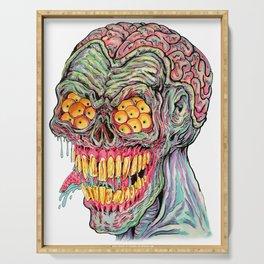 Demon Brain Serving Tray