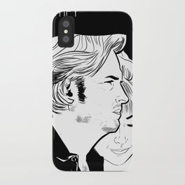 Rectify - Daniel and Chloe iPhone Case