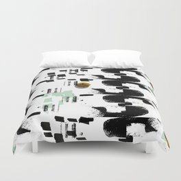 Safety Catch Duvet Cover