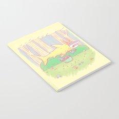 The Easter Bunny Shark Notebook