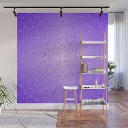 Hepburn in Lavender Wall Mural