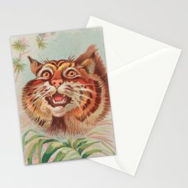 American Wild Cat by A&G Stationery Cards