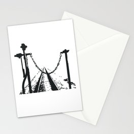 Caboose Ride (See You Soon) Stationery Cards