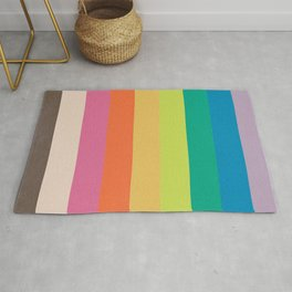 Autumn Rainbow Rug
