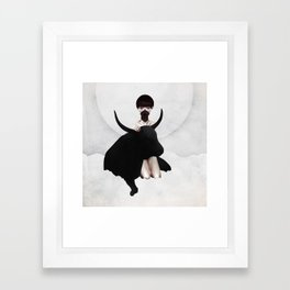 Fortune Framed Art Print