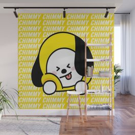 Chimmy Wall Mural