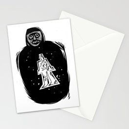 Consumed Stationery Cards