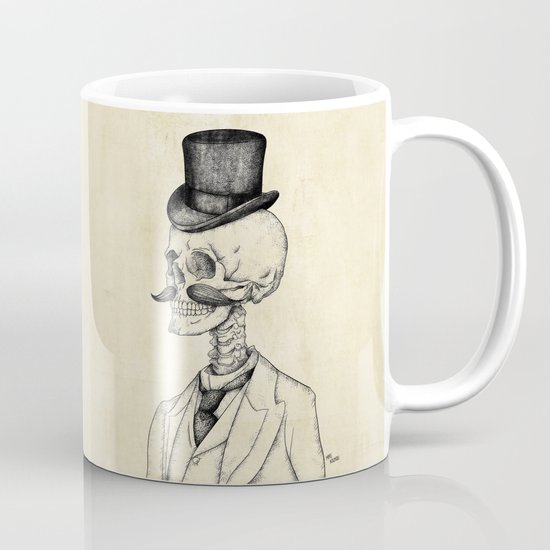 Old Gentleman  Coffee Mug