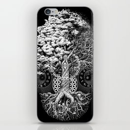 The Tree of Life iPhone Skin