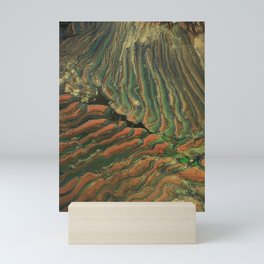 Universe of Souls - Panel 1 Mini Art Print