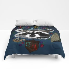 Night Moves Comforters