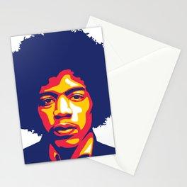 Jimi Hendrix Stationery Cards