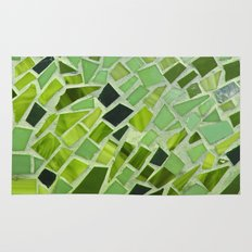 New Growth Mosaic Rug