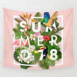 SUMMER of 78 Wall Tapestry