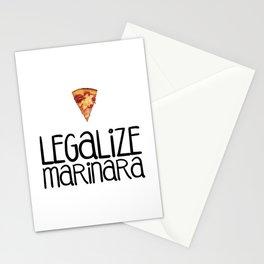 Legalize Marinara Stationery Cards