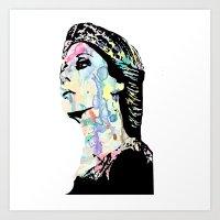 Fairuz Art Print