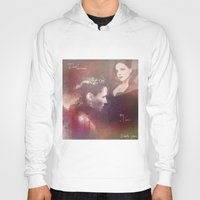 evil queen Hoodies featuring The Evil Queen by Daniela Vasco