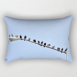 URBAN LIFESTYLE / VIDA URBANA Rectangular Pillow