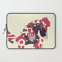 Primal Groudon Laptop Sleeve