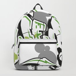 2wear Mesk fresh graffiti style Backpack