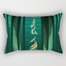 Summer Celebration Rectangular Pillow