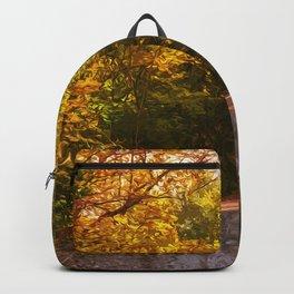 Golden Days Backpack