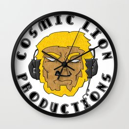 Cosmic Lion Official  Wall Clock