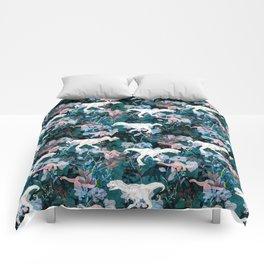 Jurassic Comforters