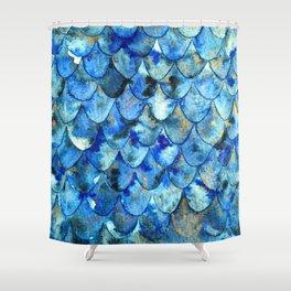 Mermaid Shower Curtain