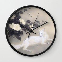 Hashimoto Kansetsu Summer Evening 1941 Wall Clock